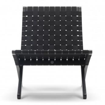CUBA Chair - Black Oak