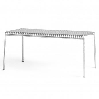 Table PALISSADE en acier galvanisé M