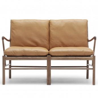 COLONIAL Sofa - Walnut Oil - Leather