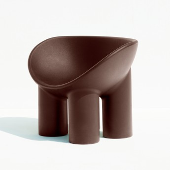 ROLY POLY armchair flesh