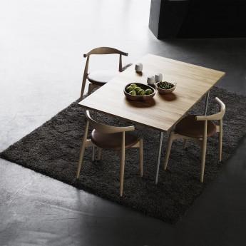 Dining Table CH322 - Oak soap