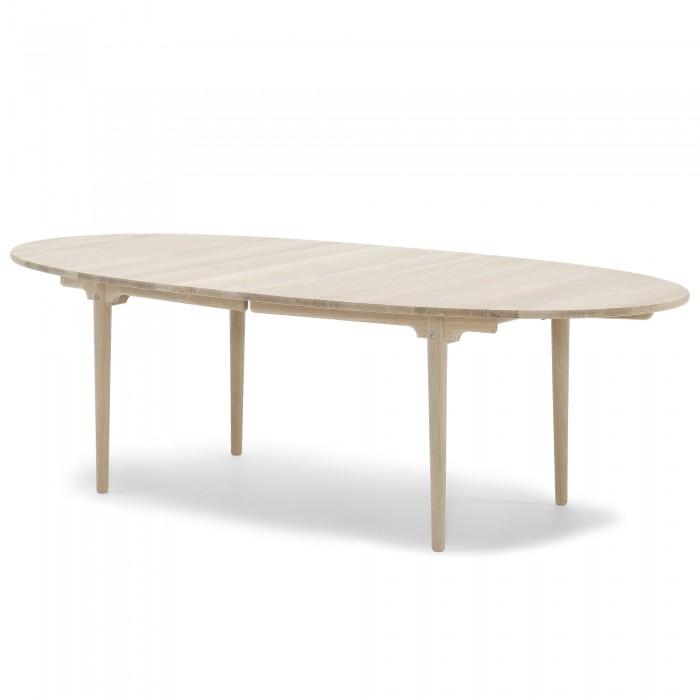 Table à manger CH339 - Chêne savonné