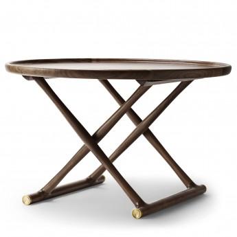 Table Égyptienne ML10097 - Noyer huilé