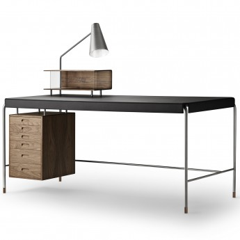 Desk AJ52 140x70 - Walnut
