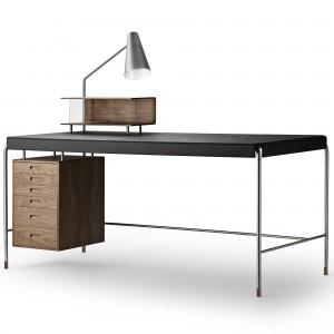Desk AJ52 - Walnut