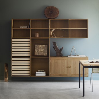 FK63 Bookcase System