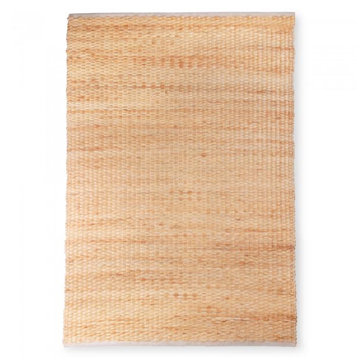 Natural jute carpet