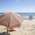 Beach umbrella DORIS vintage floral