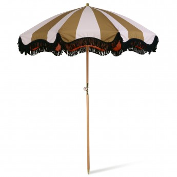 Beach umbrella DORIS vintage floral