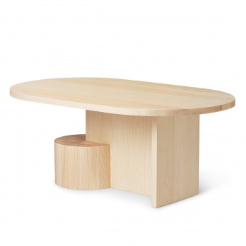 Table basse INSERT - Naturel
