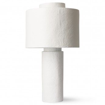 GESSO lamp matt white