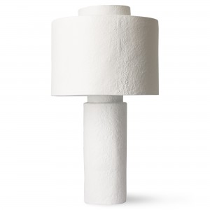 GESSO lamp matt white