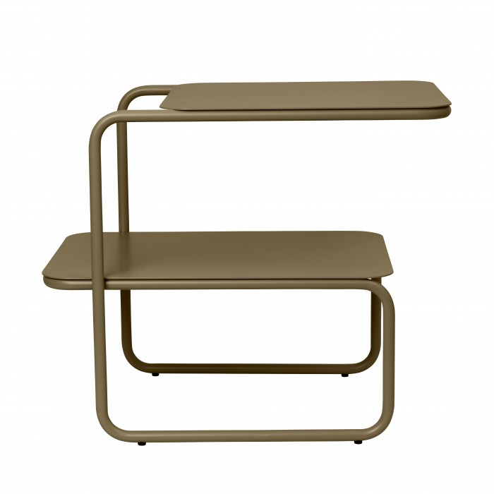 Table d'appoint LEVEL - Olive