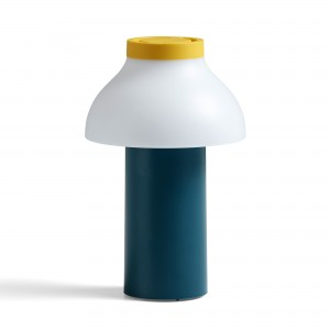 PC portable lamp - ocean green