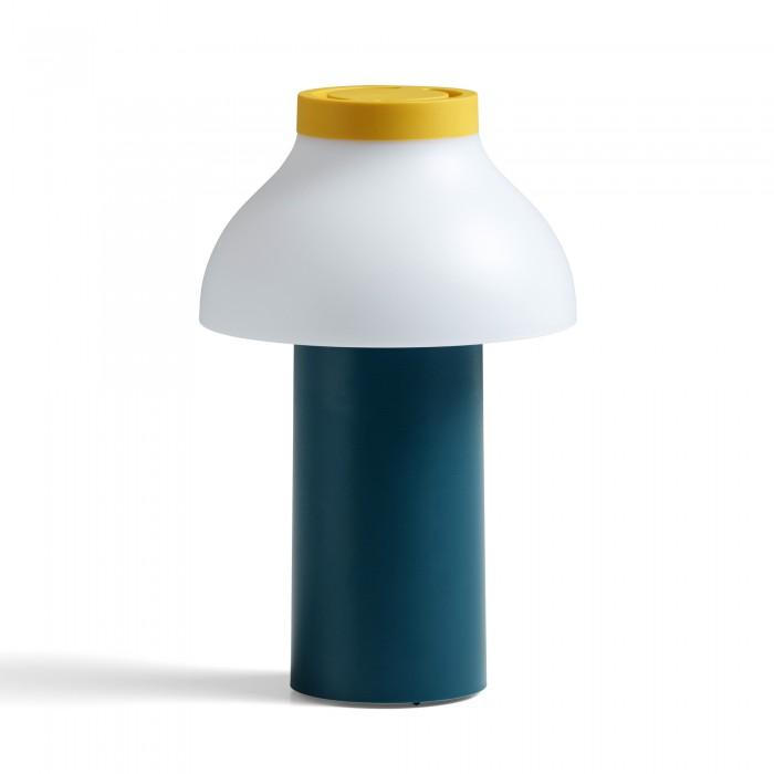 Lampe PC portable - ocean green