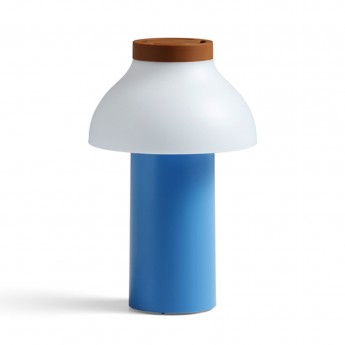 Lampe PC portable - sky blue