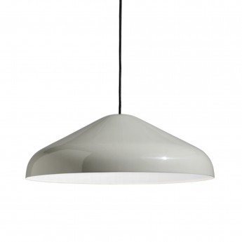 Pendant lamp PAO - grey steel