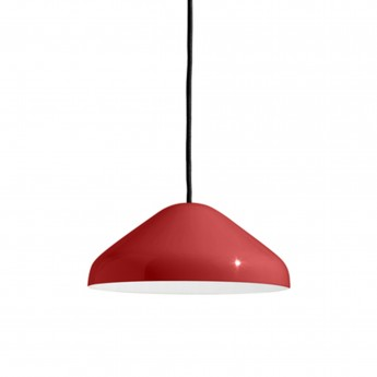 Pendant lamp PAO - red steel