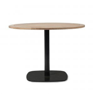 DORIS oak Bistro table - Outdoor
