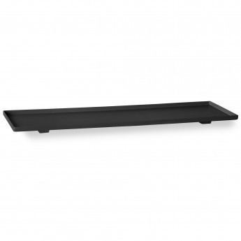 Outdoor LOUNGE sofa tray - Charcoal