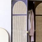 WEBBING cabinet - Black