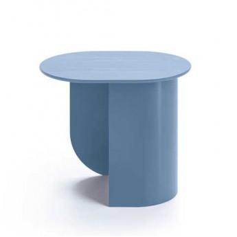 PLATEAU S blue coffee table