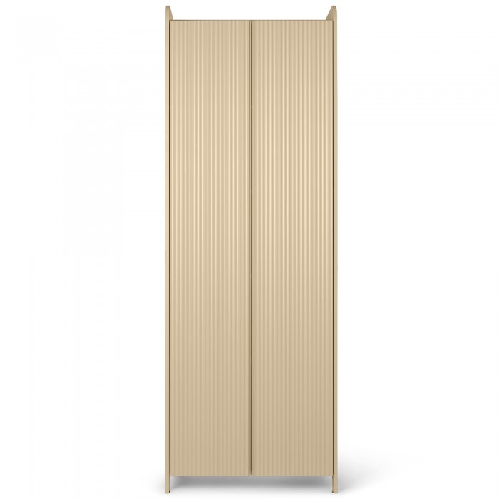 Armoire SILL basse - Cachemire