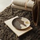 Table d'appoint KONA - Placage Chêne Naturel