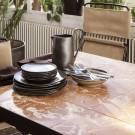 FLOD Tiles Dining Table - Terracotta