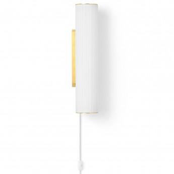 Vuelta Wall lamp - Brass