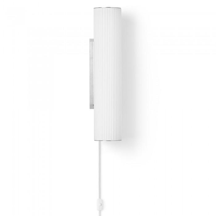 Vuelta Wall lamp - Stainless Steel