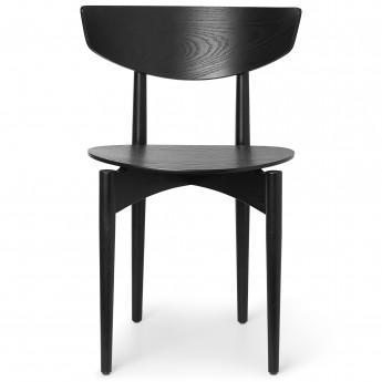 Chaise Herman - Noir