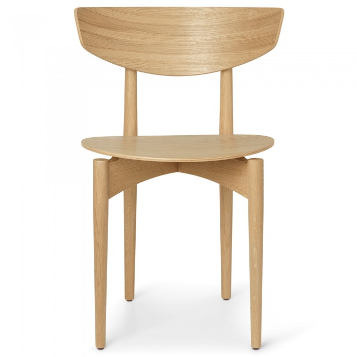 Herman dining chair - Natural oak