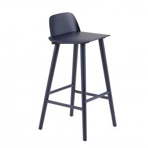 NERD High stool midnight blue