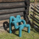 EKSTREM armchair - Shaded Spruce