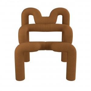 EKSTREM armchair - Bridge Orange