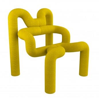 EKSTREM armchair - Sulphur