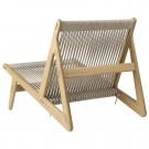 MR01 Initial Chair - Oak