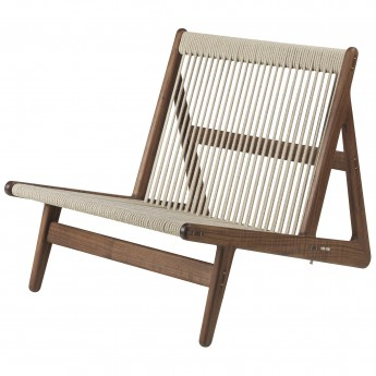 Chaise Initial MR01 - Noyer