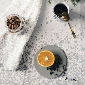 Nappe SPLASH gris