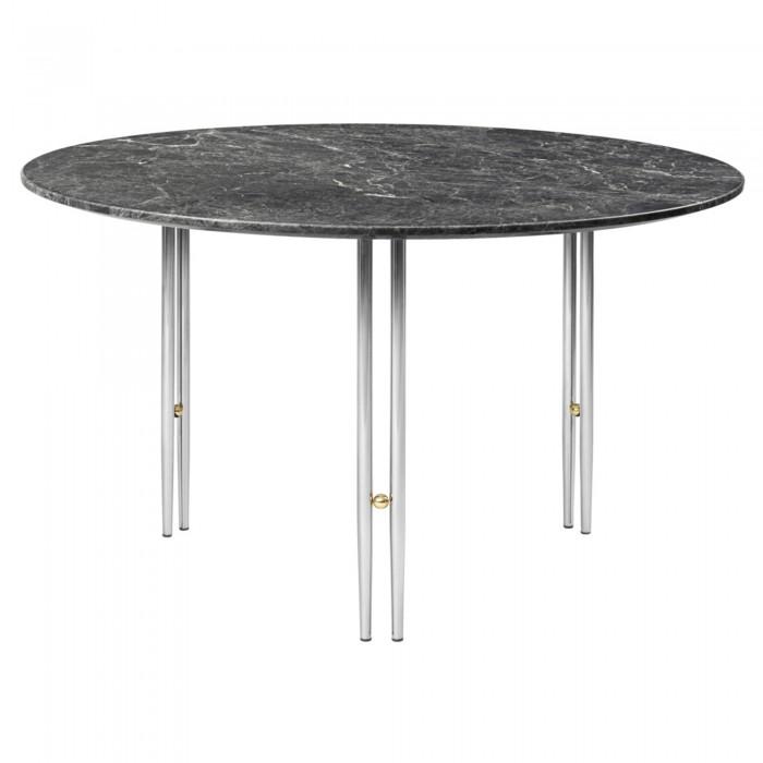 IOI coffee table Ø70 - Chrome base