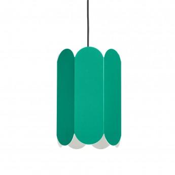 ARCS pendant lamp sea green