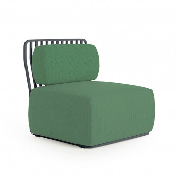 GRILL lounge chair plain