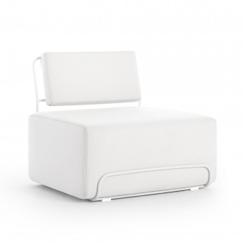 LILLY armchair with table