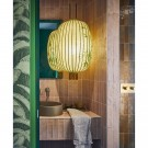 TRADITIONAL lantern - green XL