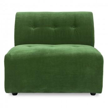 Module VINT Centre - Royal velvet green