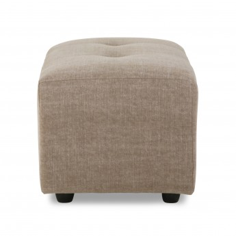 Module sofa VINT taupe - Ottoman