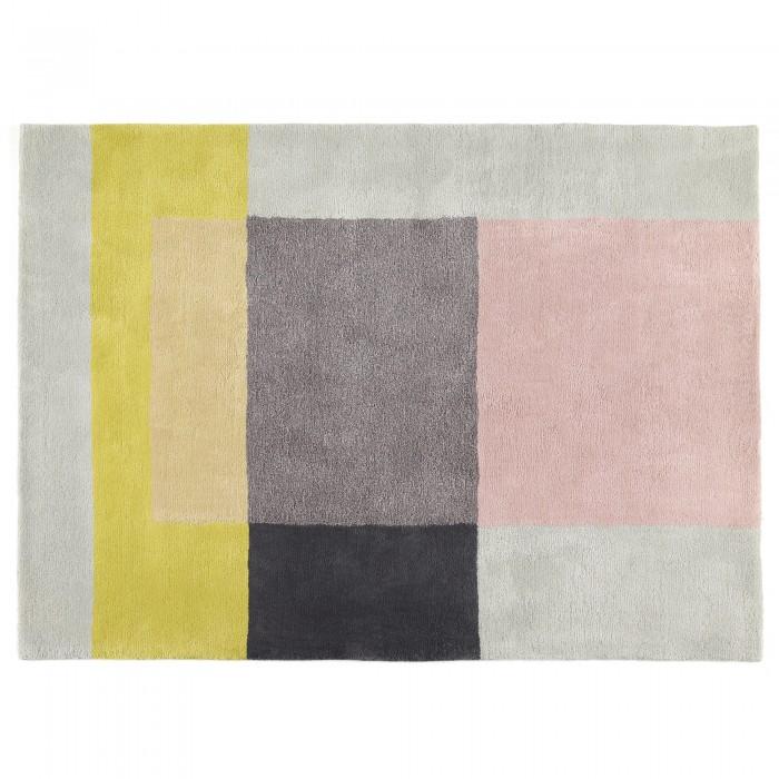 colour carpet in wool 05 hay. Black Bedroom Furniture Sets. Home Design Ideas