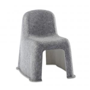 LITTLE NOBODY grey chair