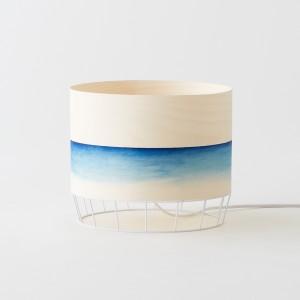 Lampe DOWOOD aquarelle M